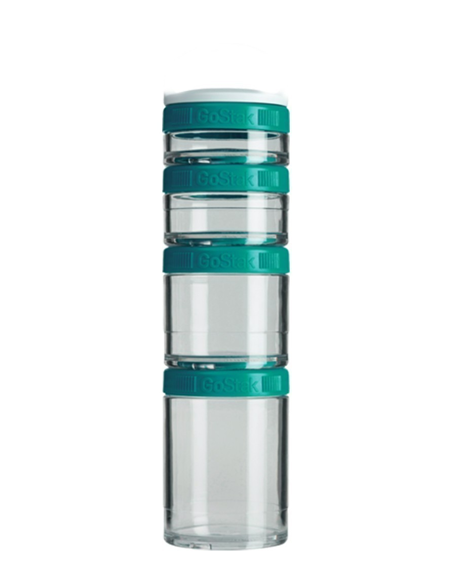 Blender Bottle Gostak Saklama Kabı Aqua 350ml