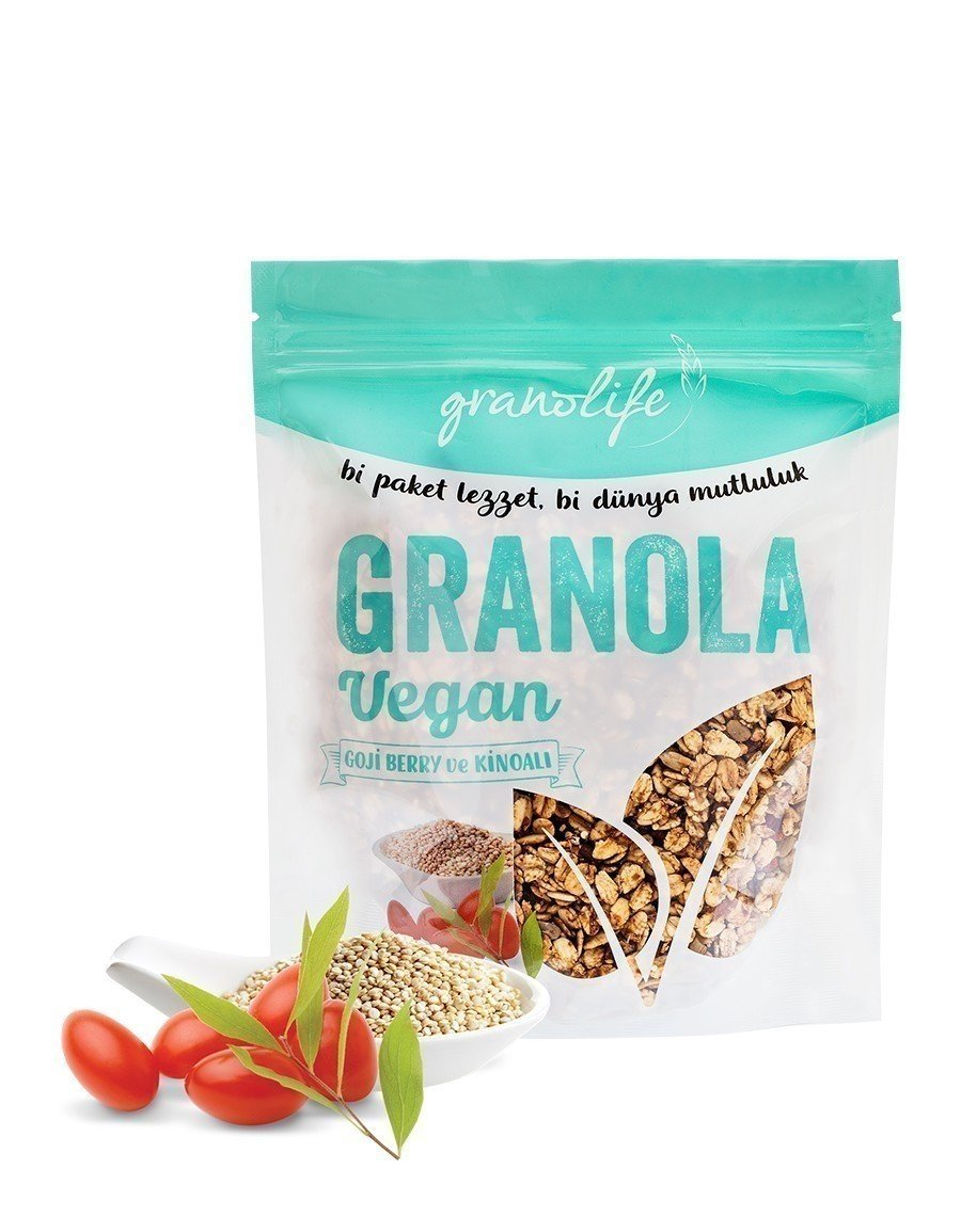 Granolife Vegan Mix 350gr