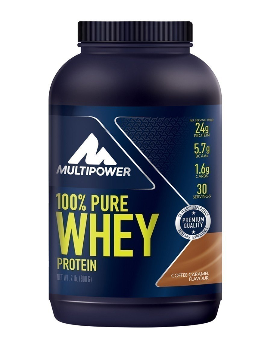Multipower Pure Whey 900gr