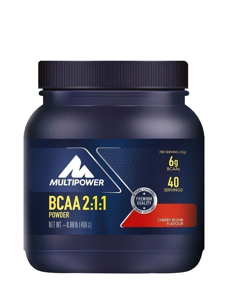 Multipower BCAA 2:1:1 Powder 400gr