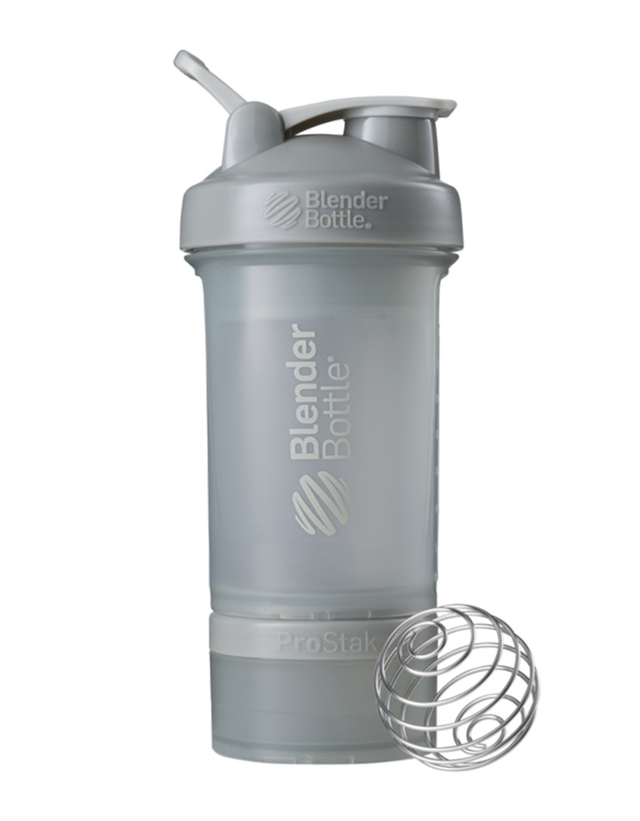 Blender Bottle Prostak Shaker Gri 450ml
