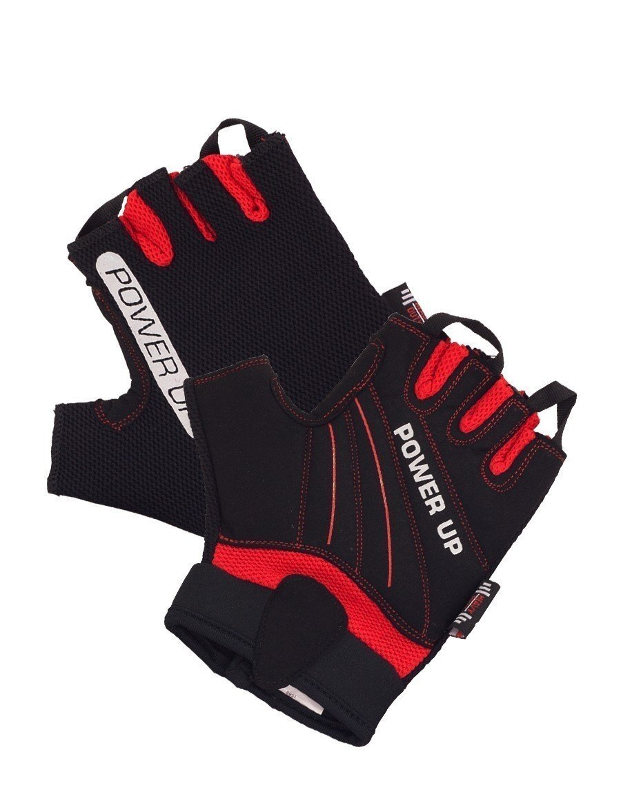 Raging Bull Weight Training Gloves Power Up