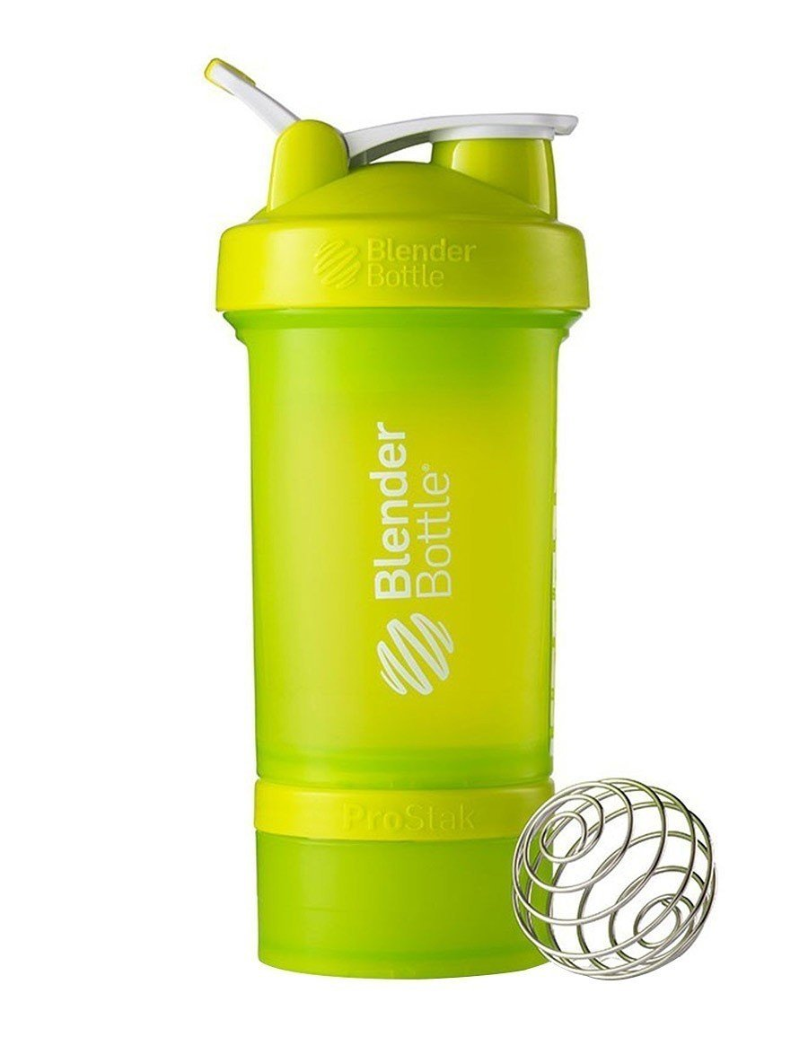 Blender Bottle Prostak Shaker Yeşil 450ml