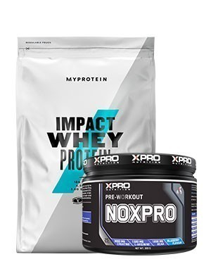 MyProtein Impact Whey Protein Tozu 1000gr + Xpro Noxpro Pre-Workout 300gr + Shaker