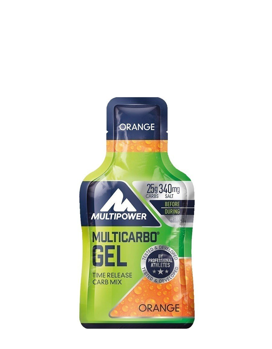 Multipower Multicarbo Gel 1 Adet - 40gr