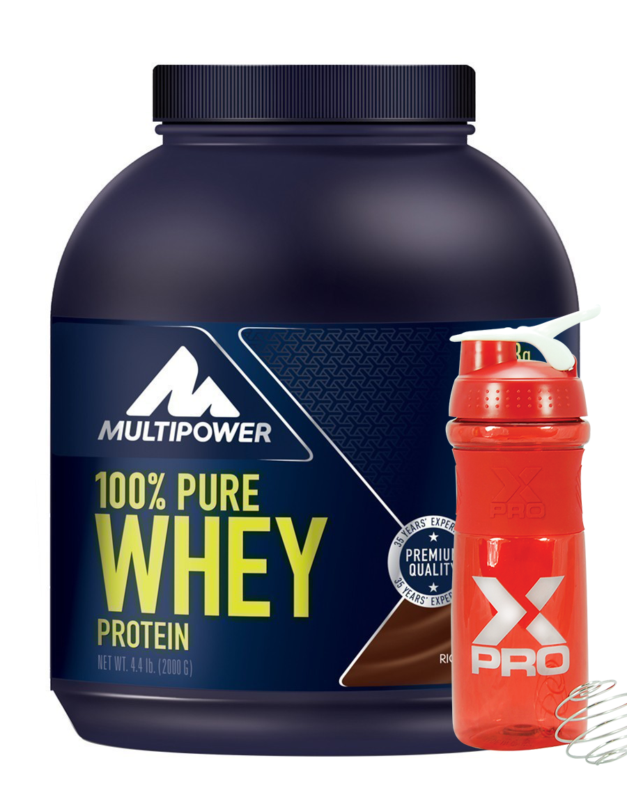 Multipower Pure Whey Protein Tozu 2000gr