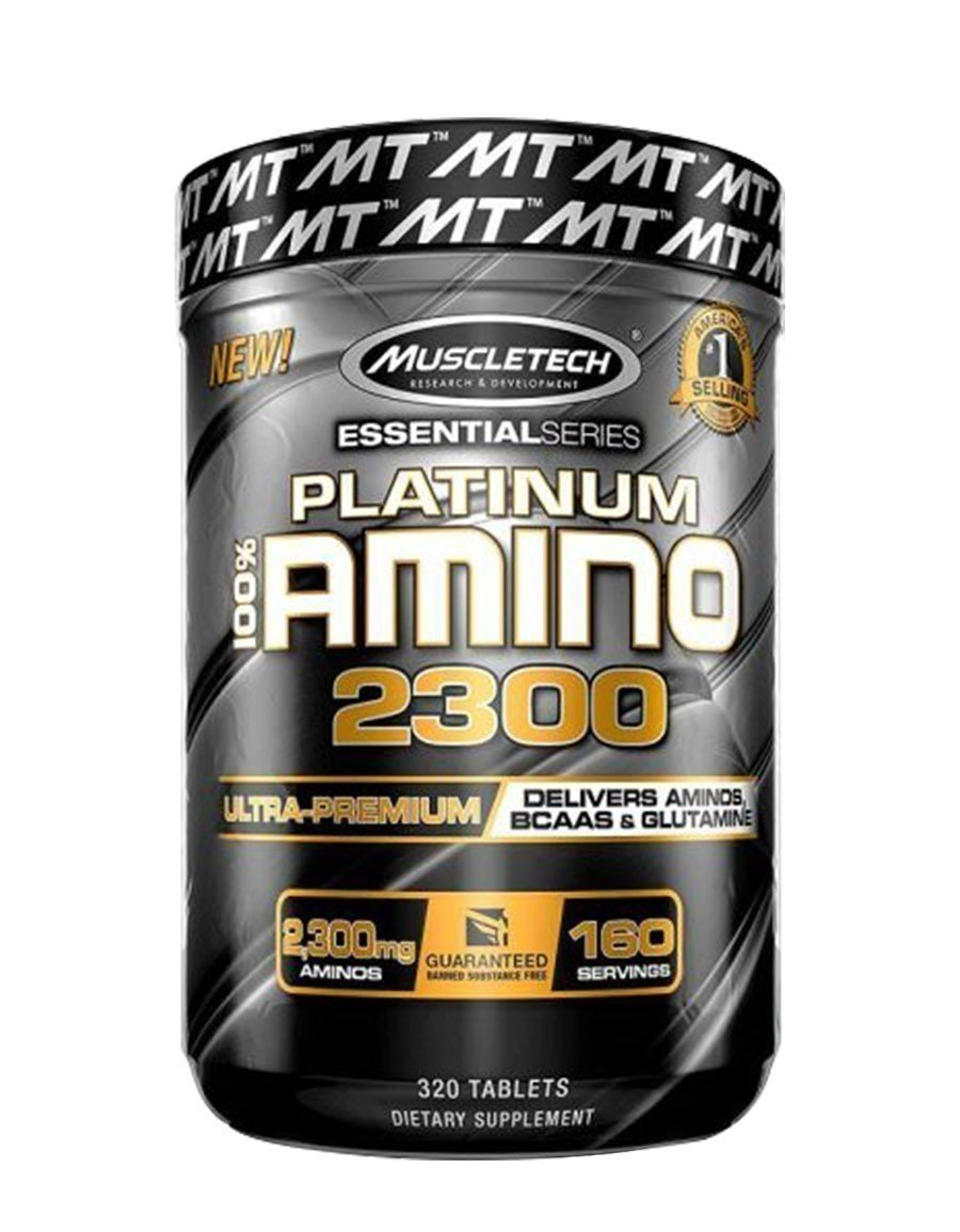 Muscletech Platinum Amino 2300 - 320 Tablet