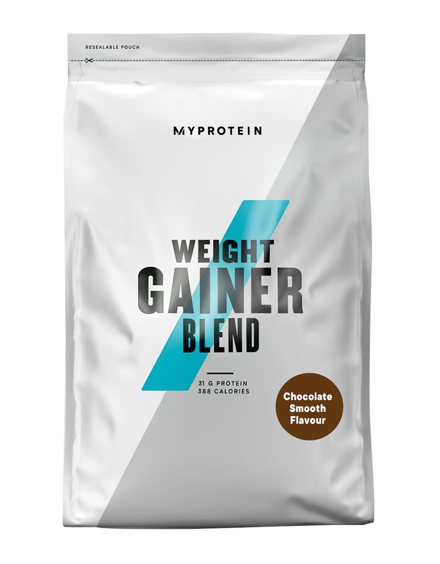 MyProtein Weight Gainer Blend 2500gr