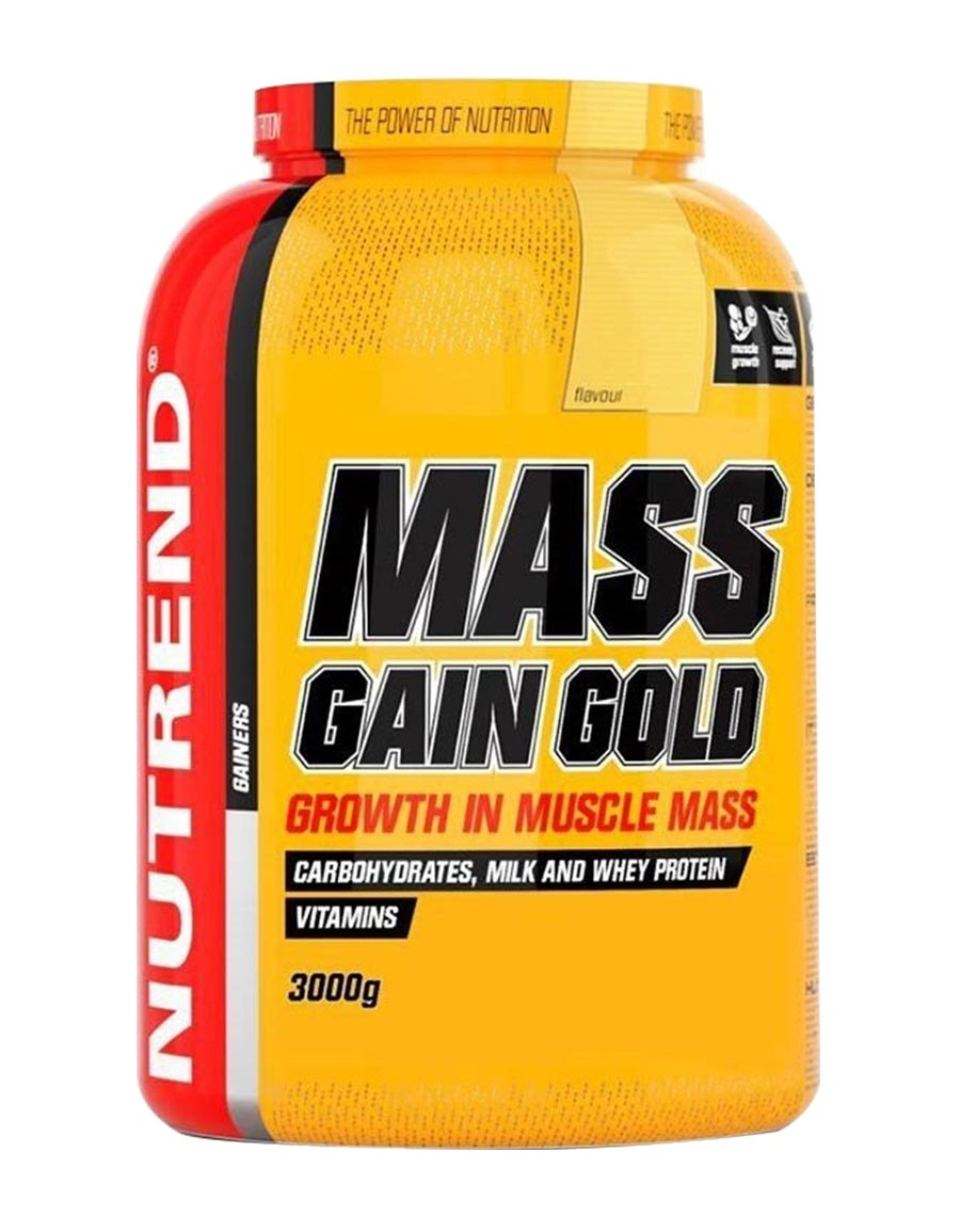 Nutrend Mass Gain Gold 3000gr