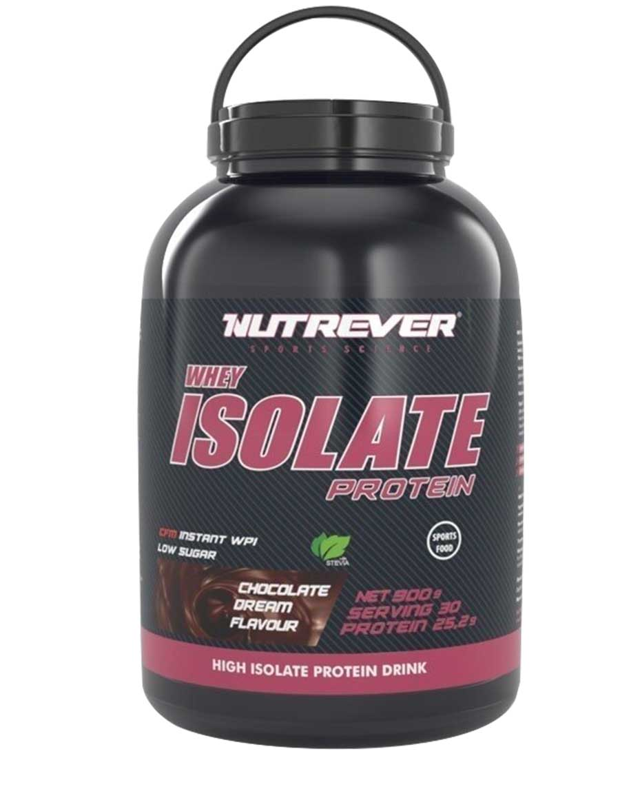 Nutrever Whey Isolate Protein 1800gr