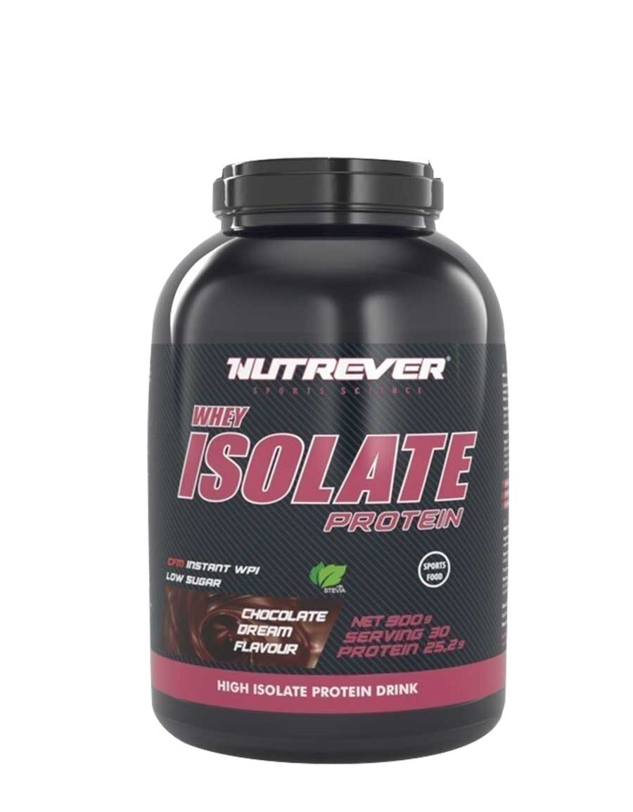 Nutrever Whey Isolate Protein 900gr