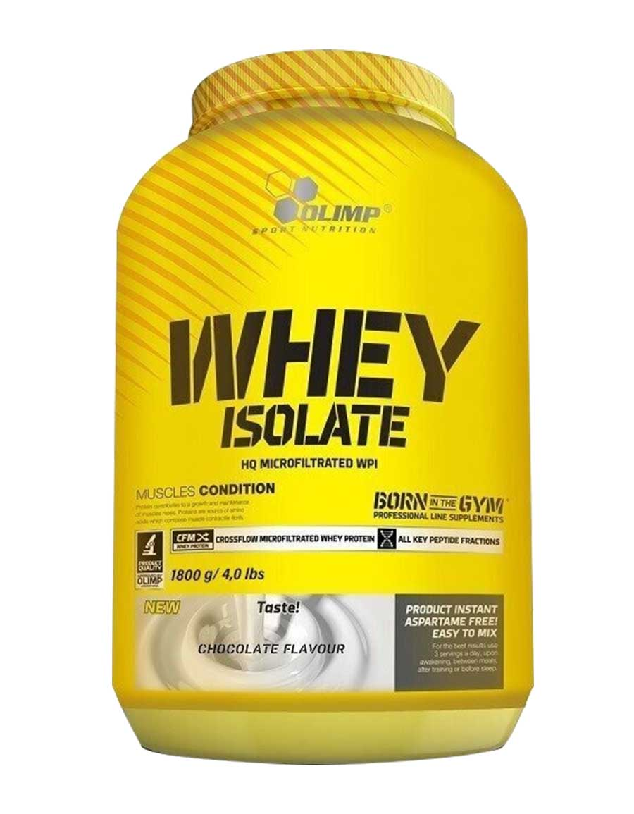 Olimp Whey Protein Isolate 1800gr