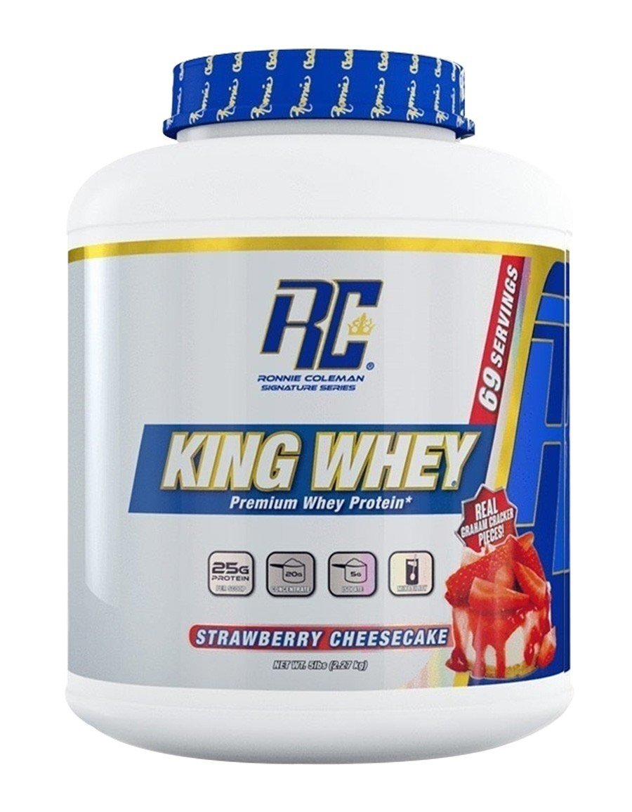 Ronnie Coleman Signature Series King Whey 2270gr