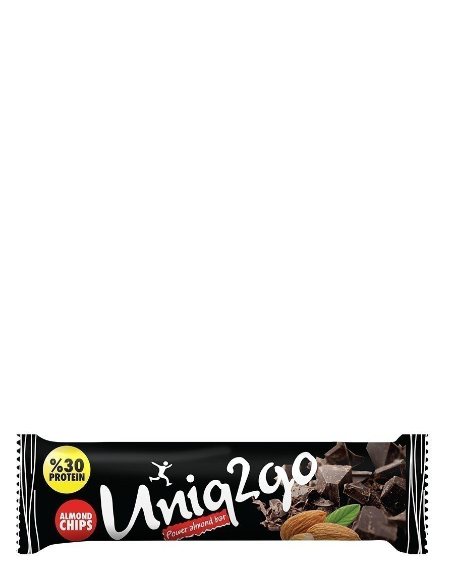 Uniq2go Power Protein Bar 45gr