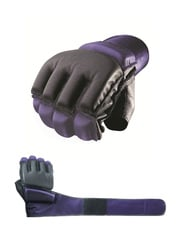 Harbinger Women s Wristwrap Bag Gloves Siyah