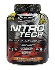 Muscletech Performance Series Nitro-Tech Protein Tozu 1800gr