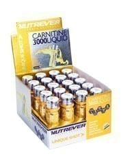 Nutrever Carnitine 3000 Liquid - 60ml - 20 Ampul