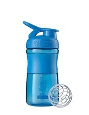 Blender Bottle Sportmixer Mavi 500ml