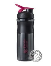 Blender Bottle Sportmixer Shaker Siyah-Pembe 760ml