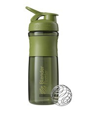 Blender Bottle Sportmixer Shaker Haki 760ml
