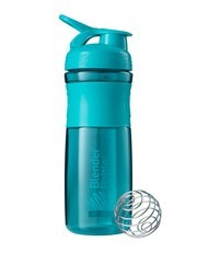 Blender Bottle Sportmixer Teal Mavisi 760ml