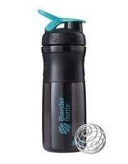 Blender Bottle Sportmixer Shaker Siyah-Aqua 760ml