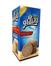 Fit Grains Rice Cake (Şekersiz) 120gr