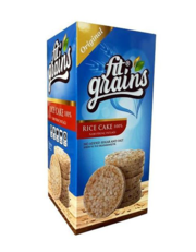 Fit Grains Rice Cake (Şekersiz) 160gr