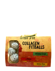 Green Tree Collagen Fitballs 108gr