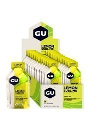 Gu Lemon Sublime Energy Gel 24 Adet - 32gr