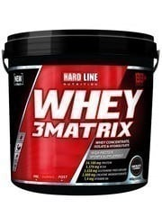 Hardline Whey 3Matrix 4000gr