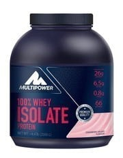 Multipower Whey Isolate Protein Tozu 2000gr