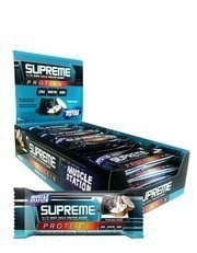 Musclestation Supreme Protein Bar 40gr - 24 Adet
