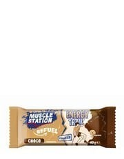 Musclestation Energy Trail Protein Bar 40gr