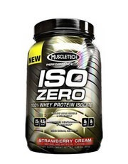 Muscletech Performance Series Iso Zero Whey Protein Tozu 907gr