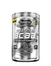 Muscletech Platinum BCAA - 200 Tablet