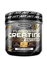 Muscletech Platinum Creatine Powder 400gr