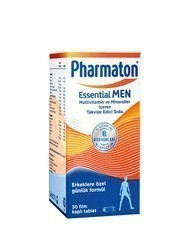 Pharmaton Essential Men 30 Tablet