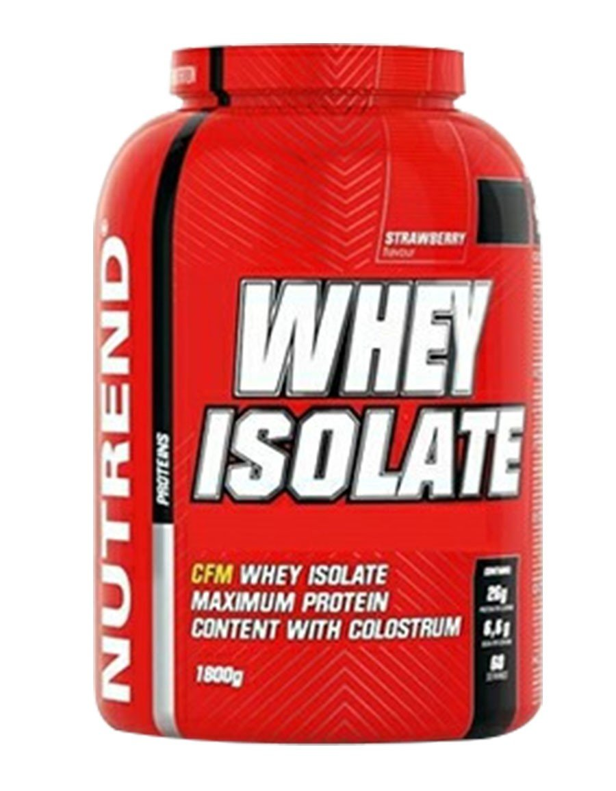 Nutrend Whey Isolate Protein Tozu 1800gr