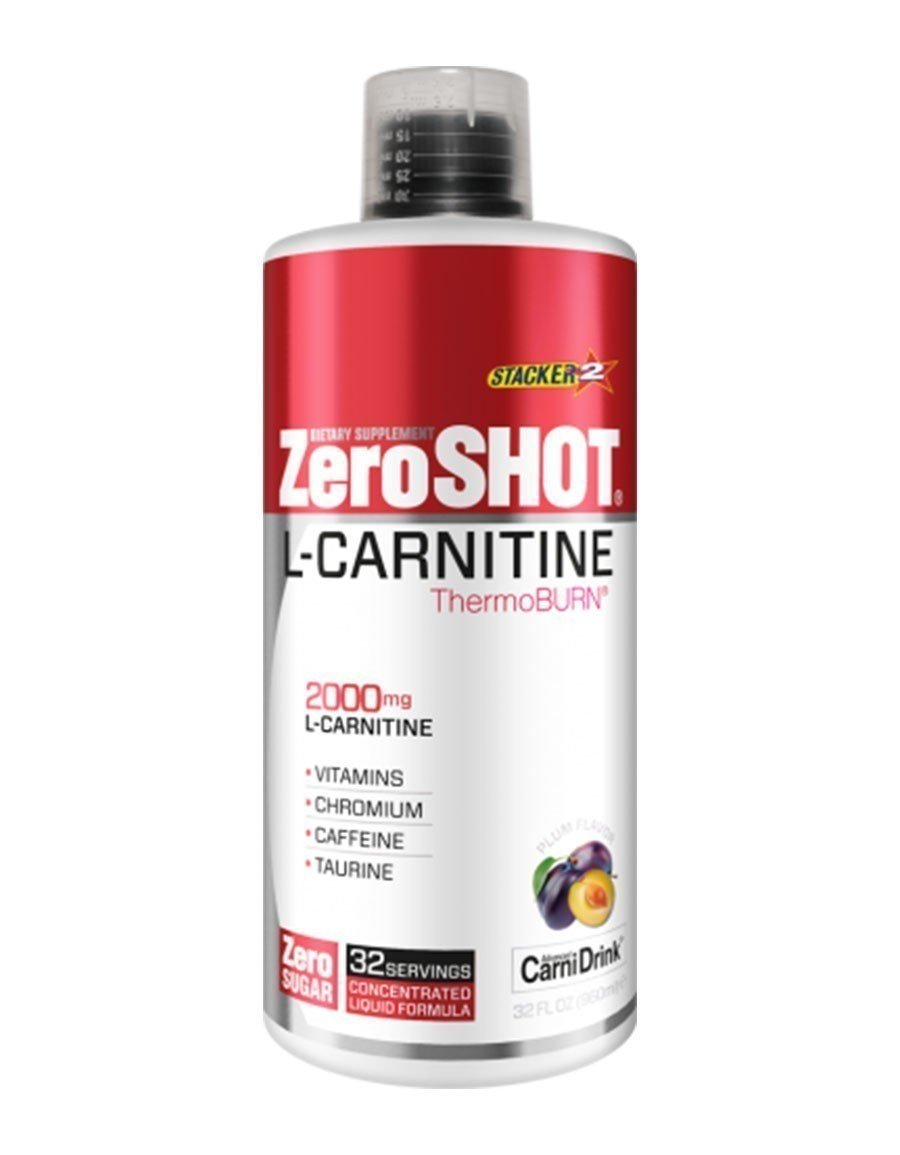 Zero Shot L-Carnitine Thermo Burn 960ml