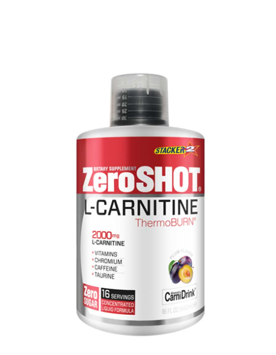 Zero Shot L-Carnitine Thermo Burn 480ml Erik